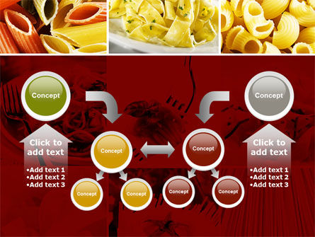 Pasta Recipes PowerPoint Template Slide 19