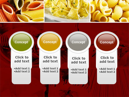 Pasta Recipes PowerPoint Template Slide 5