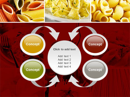 Pasta Recipes PowerPoint Template Slide 6