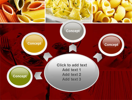 Pasta Recipes PowerPoint Template Slide 7