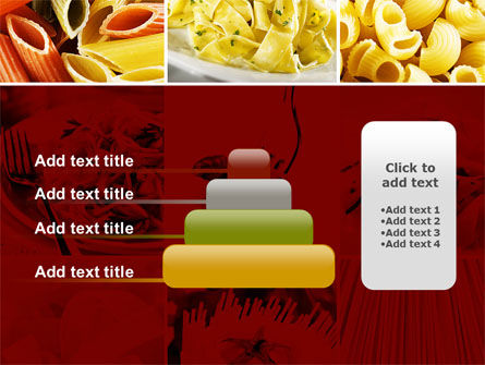 Pasta Recipes PowerPoint Template Slide 8