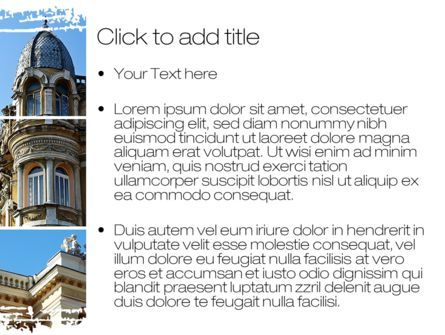 Architecture Style PowerPoint Template, Slide 3, 10428, Construction — PoweredTemplate.com