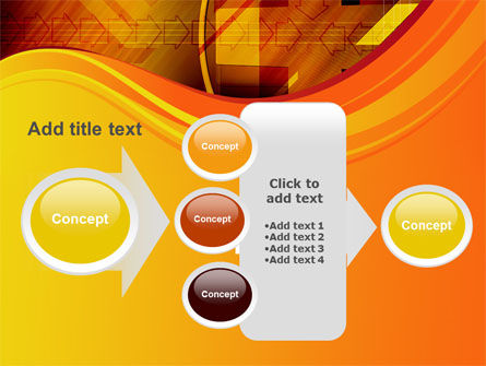 Intersection PowerPoint Template Slide 17