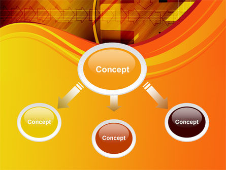 Intersection PowerPoint Template Slide 4