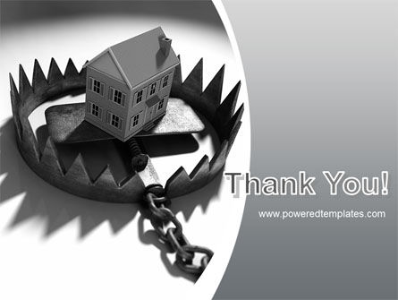 Mortgage Trap PowerPoint Template Slide 20