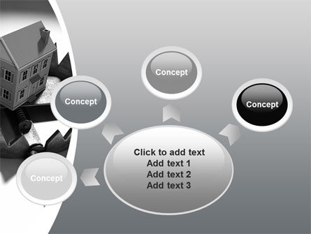 Mortgage Trap PowerPoint Template Slide 7