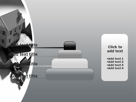 Mortgage Trap PowerPoint Template Slide 8