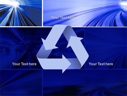High Speed Motion PowerPoint Template Slide 10