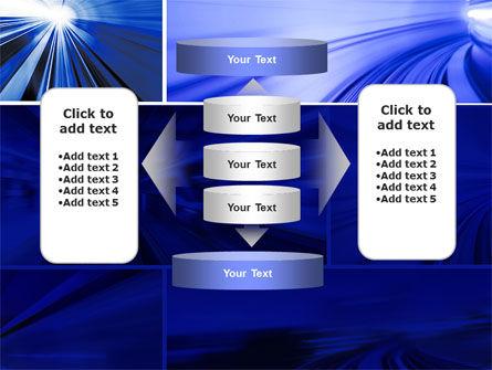 High Speed Motion PowerPoint Template Slide 13