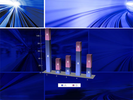 High Speed Motion PowerPoint Template Slide 17