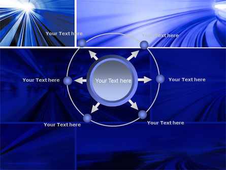 High Speed Motion PowerPoint Template Slide 7