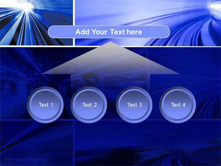 High Speed Motion PowerPoint Template Slide 8