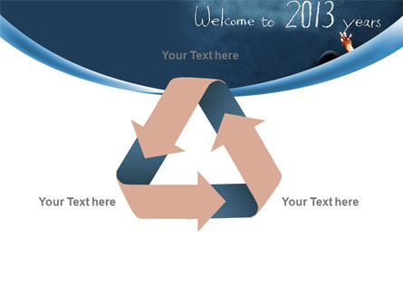 Welcome to 2013 PowerPoint Template Slide 10