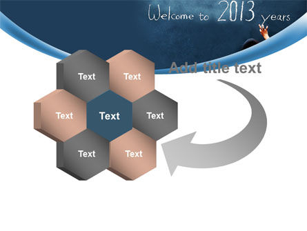 Welcome to 2013 PowerPoint Template Slide 11