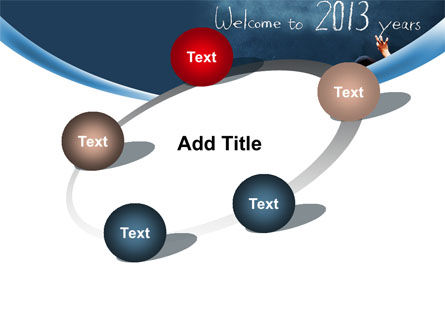 Welcome to 2013 PowerPoint Template Slide 14