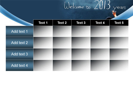 Welcome to 2013 PowerPoint Template Slide 15
