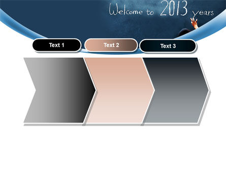 Welcome to 2013 PowerPoint Template Slide 16