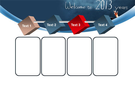 Welcome to 2013 PowerPoint Template Slide 18