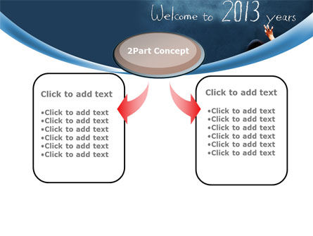 Welcome to 2013 PowerPoint Template Slide 4