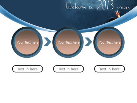 Welcome to 2013 PowerPoint Template Slide 5