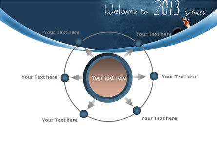Welcome to 2013 PowerPoint Template Slide 7