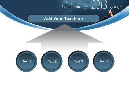 Welcome to 2013 PowerPoint Template Slide 8