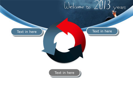 Welcome to 2013 PowerPoint Template Slide 9