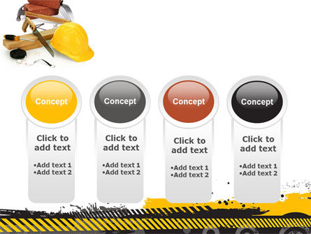 Construction Safety PowerPoint Template Slide 5