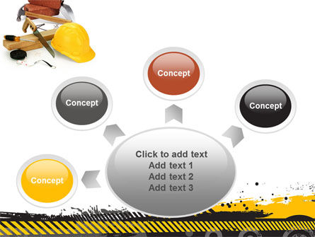 Construction Safety PowerPoint Template Slide 7