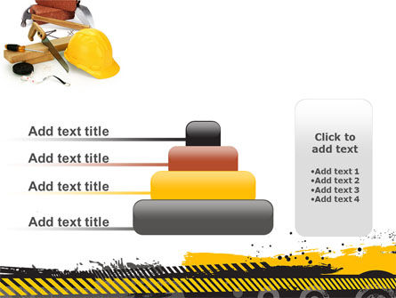 Construction Safety PowerPoint Template Backgrounds – Safety Powerpoint Template