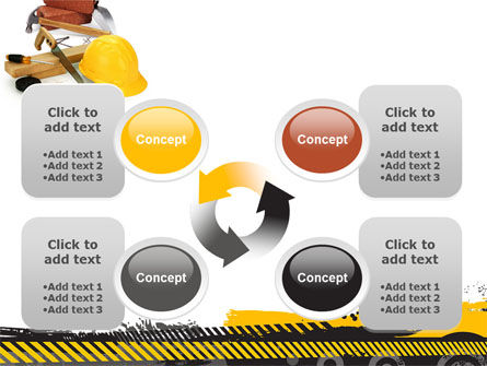 Construction Safety PowerPoint Template Slide 9