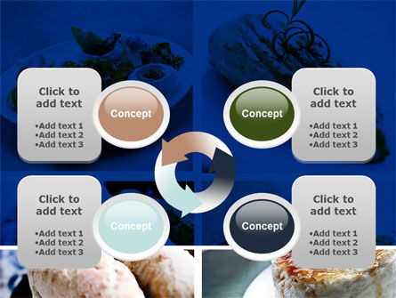Cuisine PowerPoint Template Slide 9