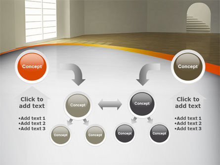 Indoor Space PowerPoint Template Slide 19