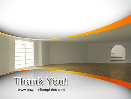 Indoor Space PowerPoint Template Slide 20