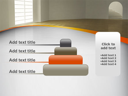 Indoor Space PowerPoint Template Slide 8