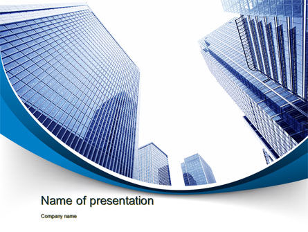 Business Prospects PowerPoint Template, 10439, Real Estate — PoweredTemplate.com