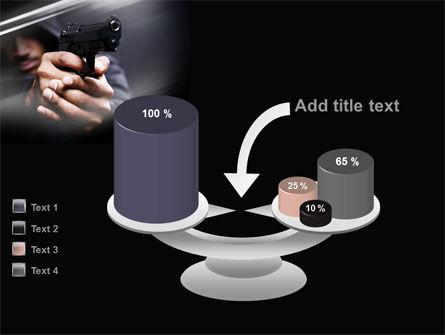 Gunman PowerPoint Template Slide 10
