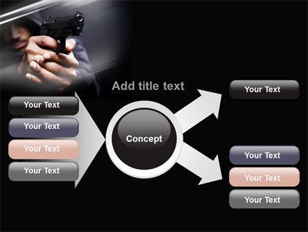 Gunman PowerPoint Template Slide 14
