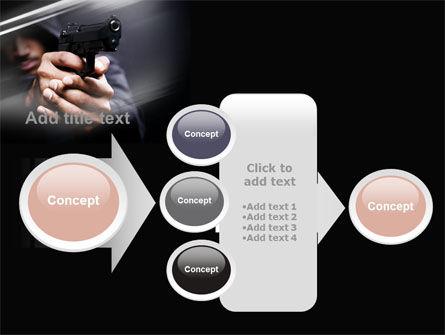 Gunman PowerPoint Template Slide 17