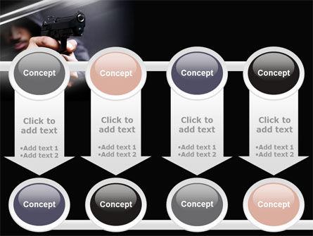 Gunman PowerPoint Template Slide 18