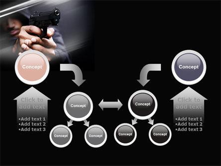Gunman PowerPoint Template Slide 19