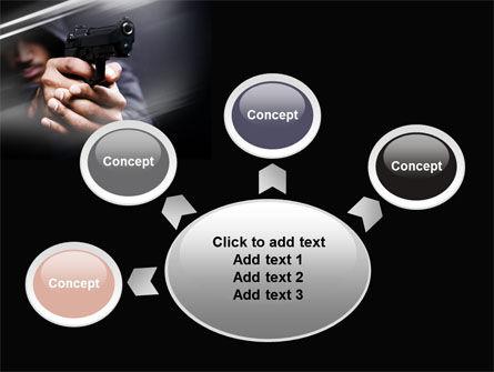 Gunman PowerPoint Template Slide 7