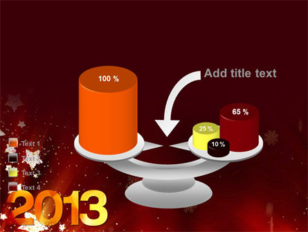 2013 PowerPoint Template Slide 10