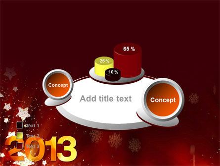 2013 PowerPoint Template Slide 16