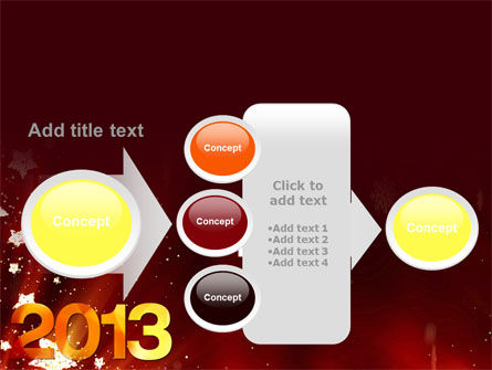 2013 PowerPoint Template Slide 17