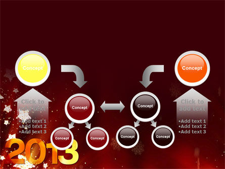 2013 PowerPoint Template Slide 19