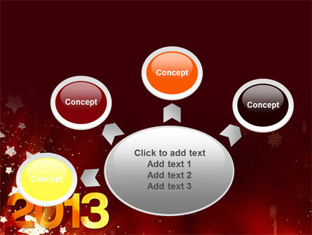 2013 PowerPoint Template Slide 7
