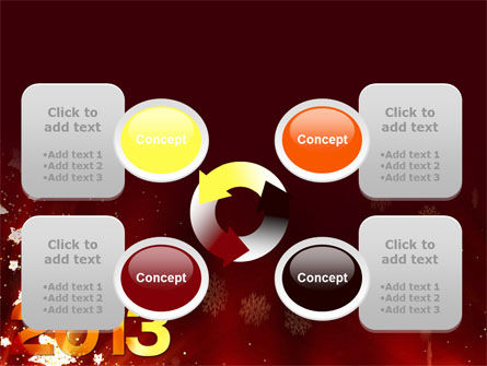 2013 PowerPoint Template Slide 9