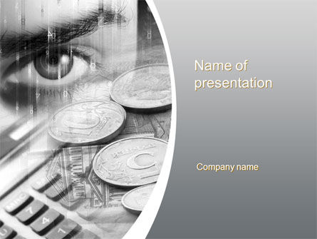 Finances PowerPoint Template