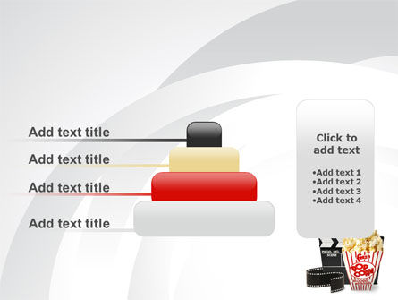 Film Entertainment PowerPoint Template Slide 8